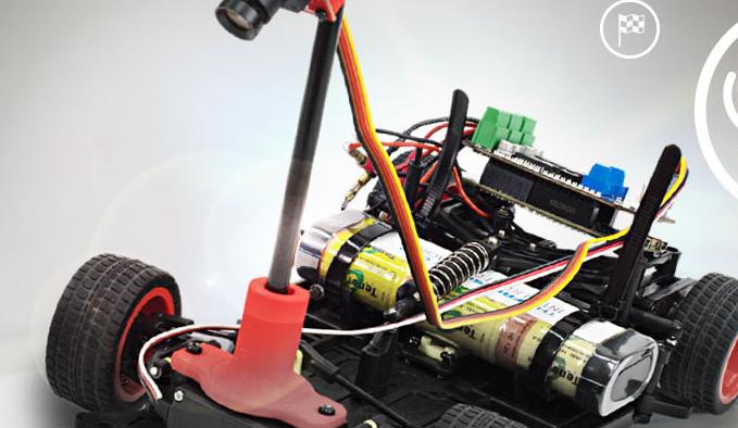 K60笔记-模拟舵机控制